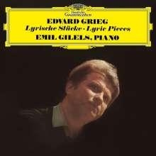Edvard Grieg (1843-1907): 20 Lyrische Stücke (180g), LP