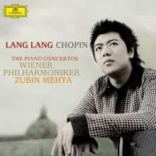 Frederic Chopin (1810-1849): Klavierkonzerte Nr.1 & 2 (180g), 2 LPs