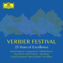 Verbier Festival - 25 Years of Excellence, 4 CDs