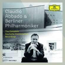 Claudio Abbado & Berliner Philharmoniker - The Complete Recordings on Deutsche Grammophon, 60 CDs