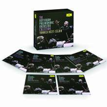 Yannick Nezet-Seguin - The Rotterdam Philharmonic Orchestra Collection, 6 CDs