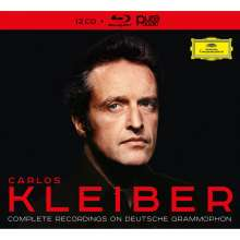 Carlos Kleiber - Complete Recordings on Deutsche Grammophon (mit Blu-ray Audio), Blu-ray Audio