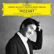 Wolfgang Amadeus Mozart (1756-1791): Klavierkonzert Nr.20 d-moll KV 466 (180g), 2 LPs