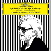 "Leonard Bernstein (1918-1990): Symphonie Nr.2 ""The Age of Anxiety"" (180g), LP"