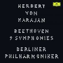 Ludwig van Beethoven (1770-1827): Symphonien Nr.1-9 (180g / auf 1200 Exemplare limitierte Deluxe-Ausgabe), 8 LPs