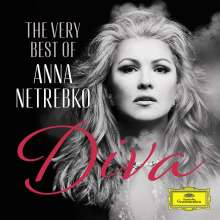 Anna Netrebko – Diva (The very best of Anna Netrebko), CD
