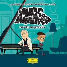 Max & Maestro - Die schönsten klassischen Musikstücke der TV-Serie, CD