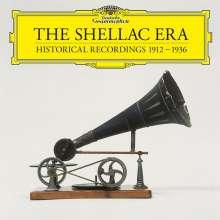120 Jahre Deutsche Grammophon Gesellschaft -  The Golden Age of Shellac (180g), LP