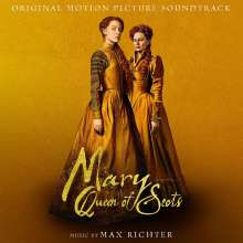 Filmmusik: Mary Queen Of Scots, CD