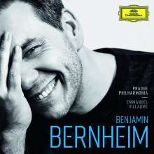 Benjamin Bernheim singt Arien, CD