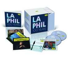 LA PHIL - 100 Years, 35 CDs