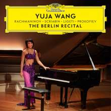 Yuja Wang - The Berlin Recital, CD