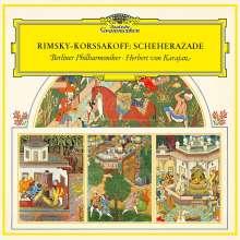 Nikolai Rimsky-Korssakoff (1844-1908): Scheherazade op.35 (180g), LP