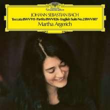 Johann Sebastian Bach (1685-1750): Englische Suite BWV 807 (180g), LP