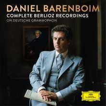 Hector Berlioz (1803-1869): Daniel Barenboim - Complete Berlioz Recordings on Deutsche Grammophon, 10 CDs