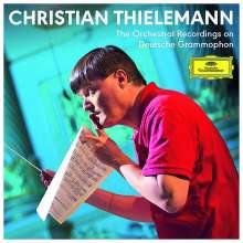 Christian Thielemann - The Orchestral Recordings on Deutsche Grammophon, 21 CDs