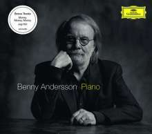 Benny Andersson (ABBA): Piano (Bonus-Version), CD