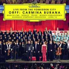 Carl Orff (1895-1982): Carmina Burana (Live from the Forbidden City), CD