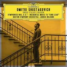 Dmitri Schostakowitsch (1906-1975): Symphonien Nr.6 & 7, 2 CDs