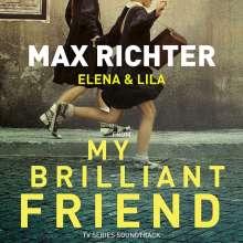 Max Richter (geb. 1966): My Brilliant Friend (Musik zur TV-Serie) (180g), 2 LPs
