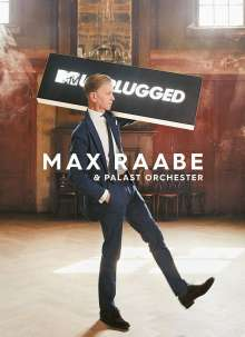 Max Raabe: Max Raabe - MTV Unplugged, 4 CDs