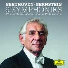 Ludwig van Beethoven (1770-1827): Symphonien Nr.1-9 (mit Blu-ray Audio), 5 CDs und 1 Blu-ray Audio