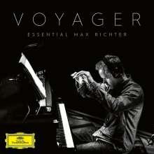 Max Richter (geb. 1966): Voyager - Essential Max Richter, 2 CDs