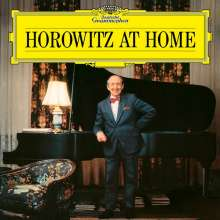 Vladimir Horowitz at Home (180g), LP