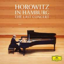 Horowitz in Hamburg - The Last Concert (180g), 2 LPs
