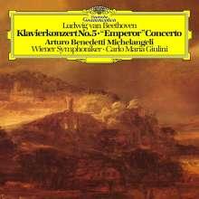 Ludwig van Beethoven (1770-1827): Klavierkonzert Nr.5 (180g), LP
