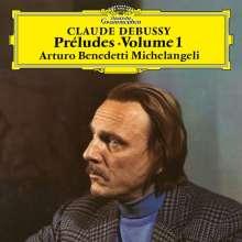 Claude Debussy (1862-1918): Preludes Heft 1 (180g), LP