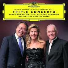 Ludwig van Beethoven (1770-1827): Tripelkonzert op.56 (180g), 2 LPs