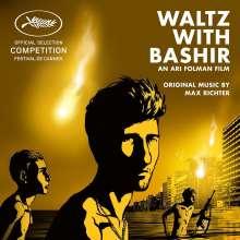 Max Richter (geb. 1966): Waltz with Bashir (Filmmusik), CD