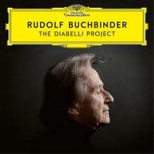 Rudolf Buchbinder - The Diabelli Project (180g), LP