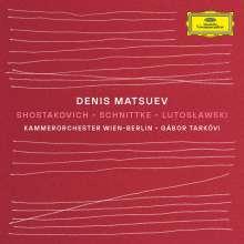 Denis Matsuev - Schostakowitsch / Schnittke / Lutoslawski, CD