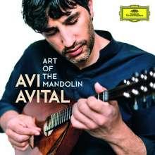 Avi Avital - Art of the Mandoline, CD