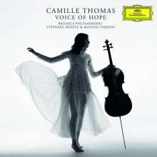 Camille Thomas - Voice of Hope, CD