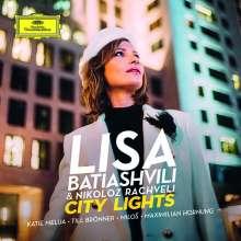 Lisa Batiashvili - City Lights, CD