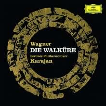 Richard Wagner (1813-1883): Die Walküre (mit Blu-ray Audio), 4 CDs und 1 Blu-ray Audio