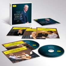The Rudolf Serkin Edition - His Complete DG Recordings, 9 CDs