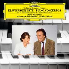 Wolfgang Amadeus Mozart (1756-1791): Klavierkonzerte Nr.14 & 26 (180g), LP