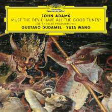 "John Adams (geb. 1947): Klavierkonzert ""Must the Devil have alle the good Tunes"" (180g), LP"