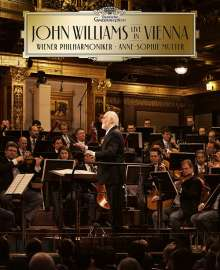 Anne-Sophie Mutter & John Williams - In Vienna (Deluxe-Ausgabe mit Blu-ray), 1 CD und 1 Blu-ray Disc