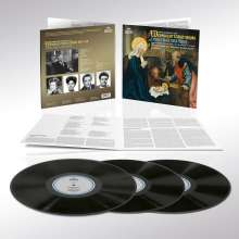 Johann Sebastian Bach (1685-1750): Weihnachtsoratorium BWV 248 (180g), 3 LPs