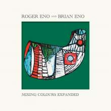 Roger Eno (geb.1959) & Brian Eno (geb. 1948): Mixing Colours (Expanded Edition), 2 CDs