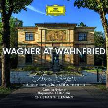 Richard Wagner (1813-1883): Wagner at Wahnfried, CD