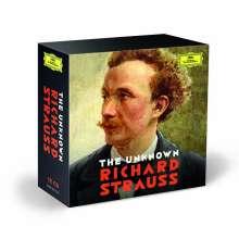Richard Strauss (1864-1949): Richard Strauss Edition - The Unknown Richard Strauss, 15 CDs