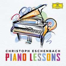 Christoph Eschenbach - Piano Lessons, 16 CDs