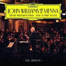 Anne-Sophie Mutter & John Williams - In Vienna (Live-Edition mit 6 Bonus-Tracks), 2 CDs