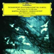 Peter Iljitsch Tschaikowsky (1840-1893): Klavierkonzert Nr.1 (180g), LP